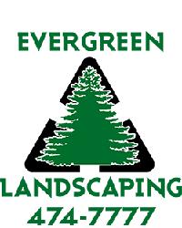 Evergreen Landscaping Logo