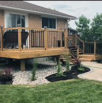 Decks and Fencing