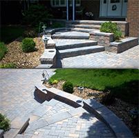 Interlocking Brick/Hardscaping