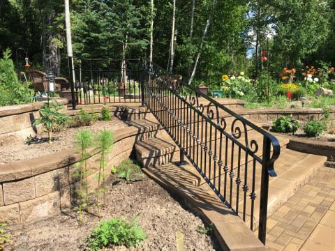 Interlock, Fencing and Railings